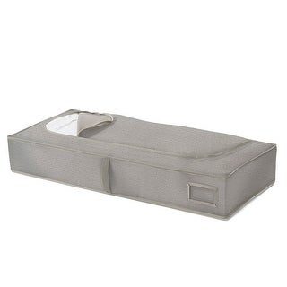 Neatfreak - Harmony Twill Under-Bed Storage Bag - Grey
