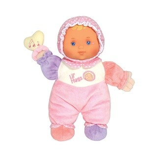 Lil Hugs Baby Doll, 12 Inches, Various Doll Styles, Caucasian