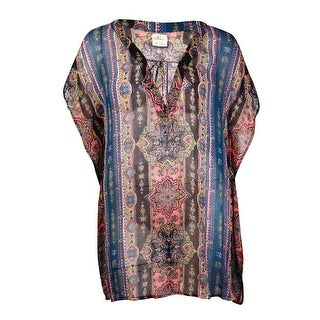 O'Neill Women's Chiffon V-Neck Coverup