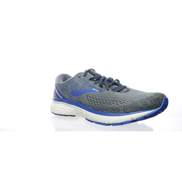 099cbd22f9a Shop Brooks Mens Ghost 11 Gray Running Shoes Size 11.5 (4E) - Free ...