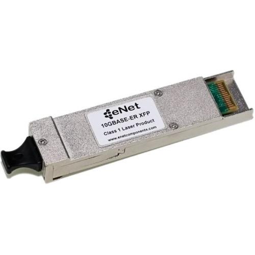 """""""ENET XFP-10GE-ER-ENC Juniper Compatible XFP-10GE-ER 10GBASE-ER XFP 1550nm 40km DOM Duplex LC SMF 100% Tested Lifetime warranty"""