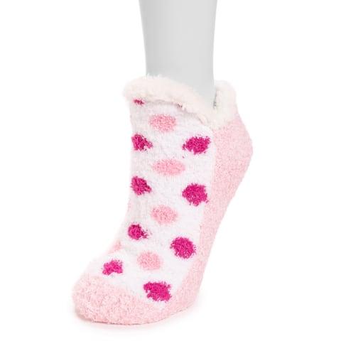 Women's Shea Butter Infused Ankle Cabin Sock