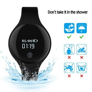 Fitness Watch, Fitness Tracker, Smart Watches, Step Counter, GPS Tracker, Smart Wristband for Android and IOS