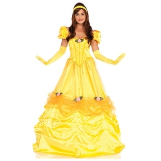 Womens Bell of the Ball Beauty & the Beast Costume