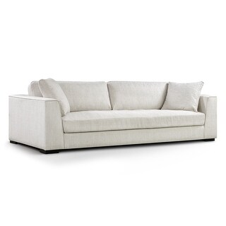 Link to Poly and Bark Upholstered Neutral Fabric Capri Sofa Similar Items in Sofas & Couches