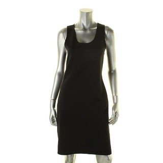 Helmut Lang Womens Clubwear Dress Scuba U-neck