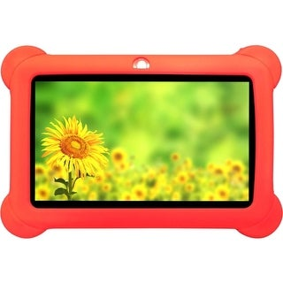 """Zeepad KIDSZEEPAD-RED Zeepad Kids Tablet - Red - Silicone"""