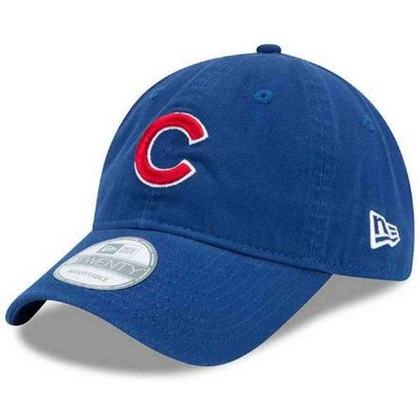 02a8282a153a Shop New Era Chicago Cubs Baseball Cap Hat MLB 9Twenty OTC Adjustable  10060018 - Free Shipping On Orders Over $45 - Overstock - 17743785