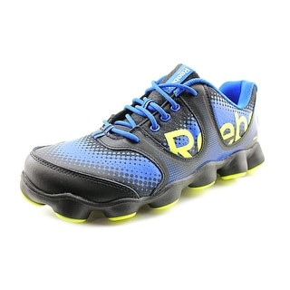 Reebok ATV19 Sonic Rush Youth Round Toe Leather Blue Running Shoe