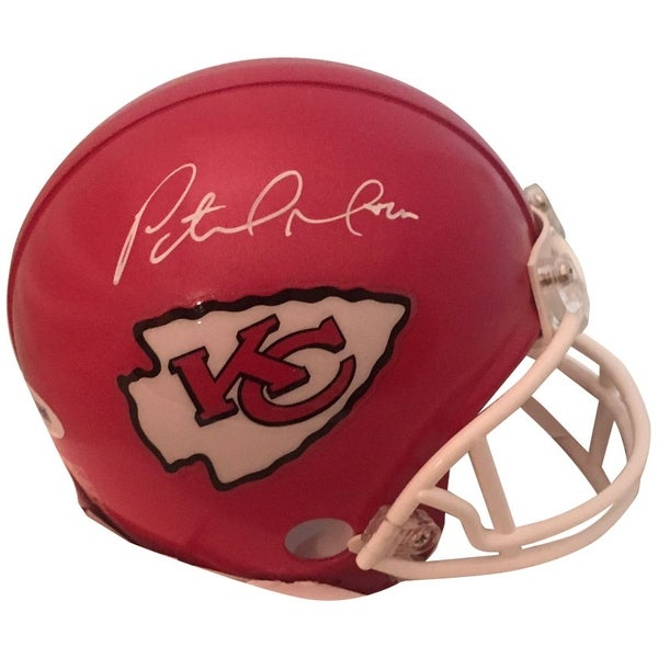 2f382fd1775 Shop Patrick Mahomes Autographed Kansas City Chiefs Signed Football Mini  Helmet PSA DNA COA - Free Shipping Today - Overstock - 22175050