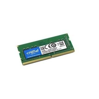 Micron Ct4g4sfs824a Crucial 4Gb Ddr4-2400 Sodimm 260-Pin Memory