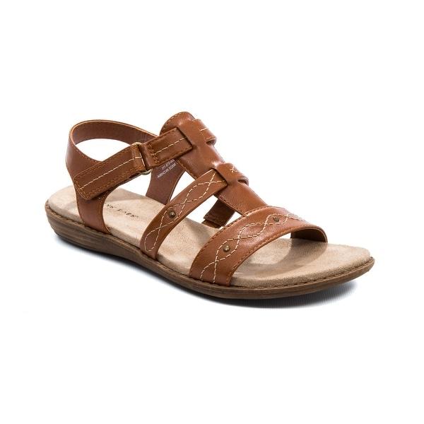 Wear.Ever. Andy Women's Sandals & Flip Flops Cognac