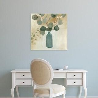 Easy Art Prints Emma Scarvey's 'Neutral Arrangement III' Premium Canvas Art