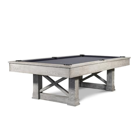 Nora Slate Pool Table w/Dining Top Option
