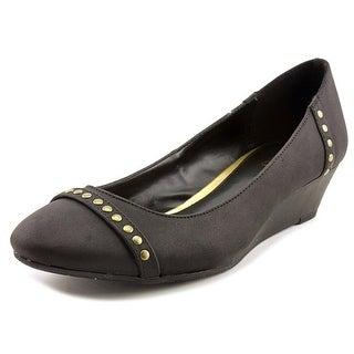 Chaps Cacey Women Open Toe Synthetic Wedge Heel