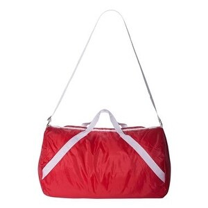 Liberty Bags Nylon Roll Bag - Red - One Size