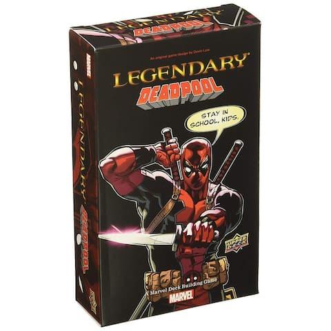 Legendary: Marvel: Deadpool Expansion - Multi