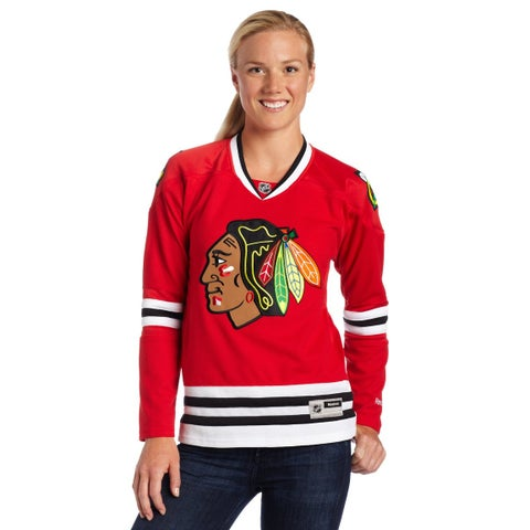 Chicago Blackhawks Women's Red Premier Jersey