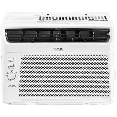 Emerson Quiet Kool 5000 BTU Window Air Conditioner with Mechanical Controls