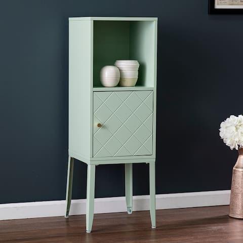 Carson Carrington Hallack Contemporary Wood Cabinet