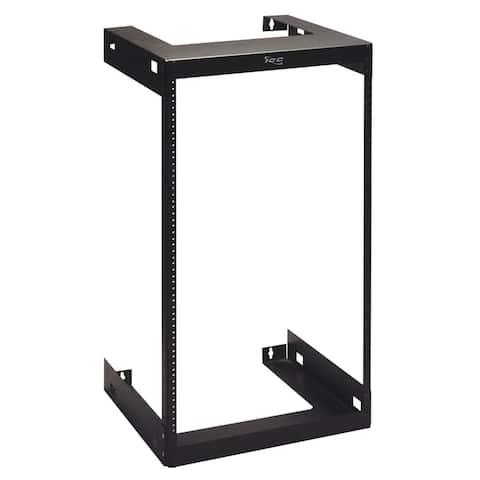 ICC ICC-ICCMSWMR30M RACK, WALL MOUNT, 18in DEEP, 30 RMS - Black