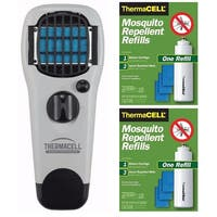 ThermaCELL Mosquito Repeller Appliance w/ 2 Refill Packs