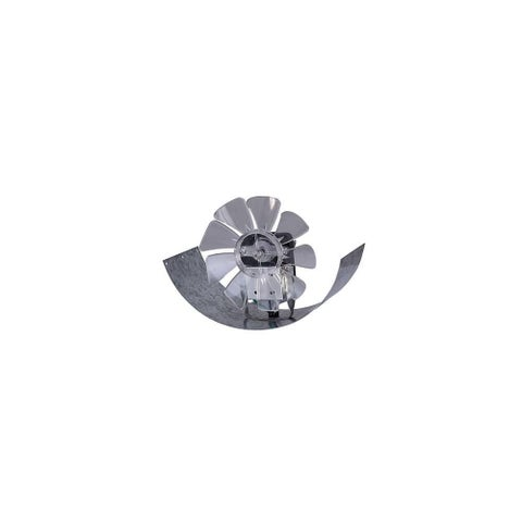 Canarm DB6S 253 CFM 2.2 Sone Adjustable In-Line Boosted Duct Exhaust Fan - na