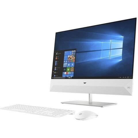 """HP Pavilion 24-xa1009 23.8"""" All-in-One Desktop, AMD, 8GB"""