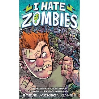 I Hate Zombies Game