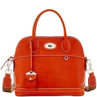 Dooney & Bourke Florentine Toscana Domed Satchel (Introduced by Dooney & Bourke at $448 in Sep 2016)