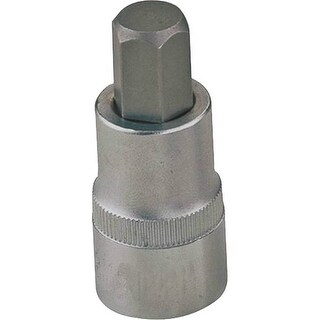 "Mintcraft 3506005620 Hex Bit Socket, 3/16"""