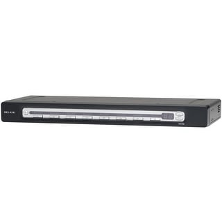 Belkin OmniView PRO3 8-Port KVM Switch - 8 x 1 - 8 x HD-50 (Refurbished)