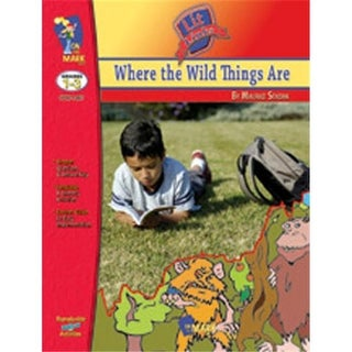 On The Mark Press OTM1487 Where the Wild Things Are Lit Link Gr. 1-3