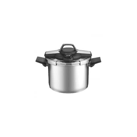 Cuisinart 6QT SS Stovrtop Pressure Cooker Stovetop Pressure Cooker