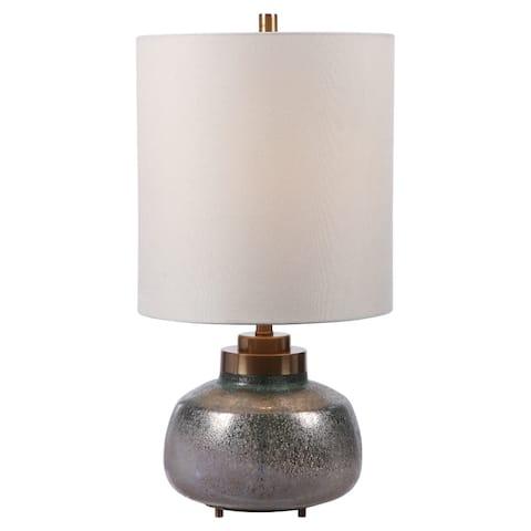 Uttermost Catrine Art Glass Buffet Lamp