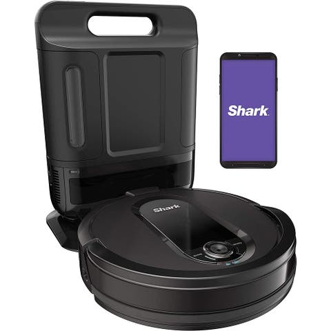 Refurbished Shark IQ Robot Self-Empty Robot Vacuum with Wi-Fi and APP