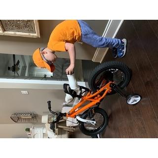 Shop Royalbaby Bmx Freestyle 14 Inch Kids Bike With