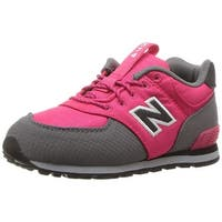 New Balance Baby Girl KL574VDI Buckle Sneakers