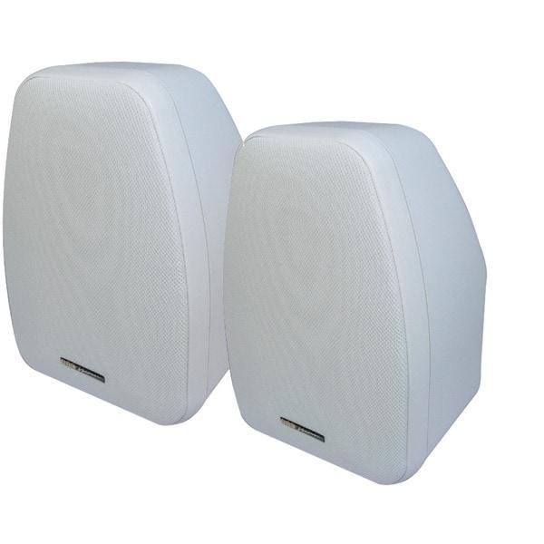 """Bic Venturi Adatto Dv52Siw 5.25"""" Adatto Indoor/Outdoor Speakers (White)"""