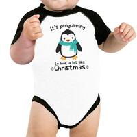 It's Penguin-Ing Humorous Gift For Christmas Funny Pet Shirt White