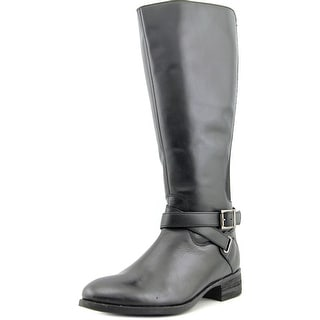 Matisse Destry Women W Round Toe Leather Knee High Boot