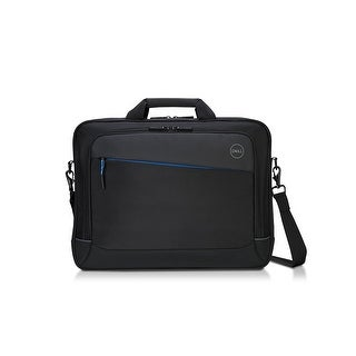 """Dell Professional Carrying Case (Briefcase) For 14"""" Notebook Tablet - Black"""