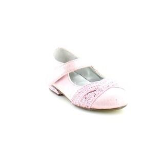 Nina Sueann Toddler Girls Flats Pink Shimmer