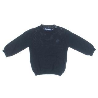 Timberland Newborn Knit Pullover Sweater - 9m