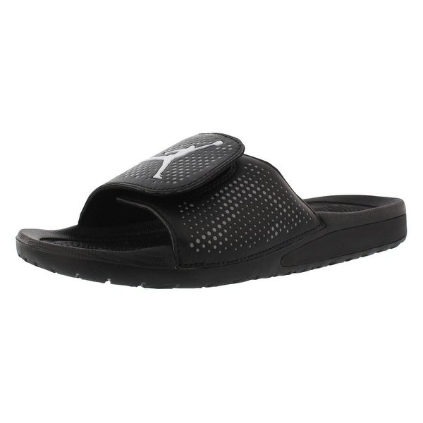 premium selection 311b7 1dd0b Jordan Hydro 5 Sandals Junior  x27 ...