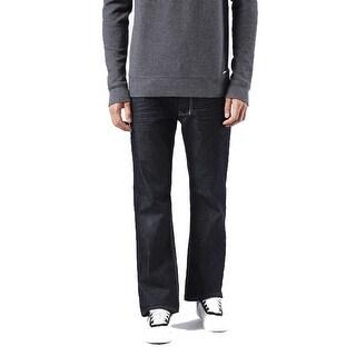Diesel Men's Larkee Relaxed Regular Straight-Leg Denim Jean 0088Z