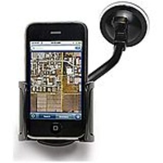 Scosche IPH3G Window and Vent Mount for the New iPhones, iPods (Refurbished)