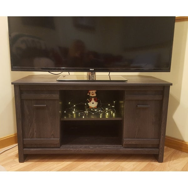 f7bc5869707 Shop South Shore Exhibit Corner TV Stand - Ships To Canada - Overstock -  14505547