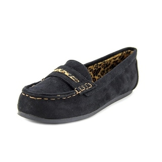 Hush Puppies Mayflower Round Toe Canvas Loafer