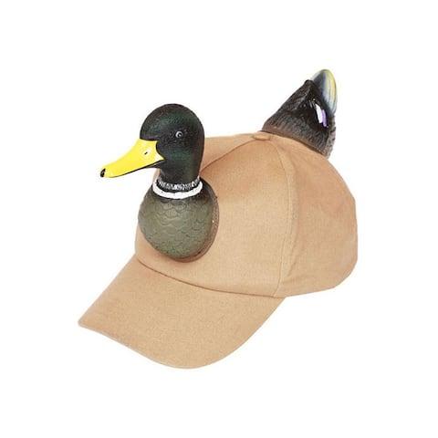 Mallard Hunting Baseball Cap